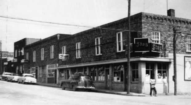 Photo of Sharp End via State Historical Society of Missouri