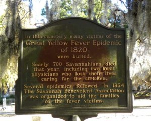 Yellow-Fever-1820-Savannah