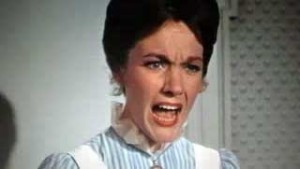 With a slight change in tone, Mary Poppins is actually quite scary!