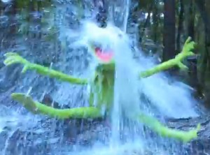 kermit ice bucket