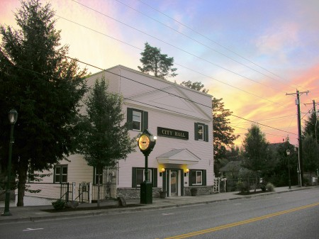 Granite Falls Historical Society_city hall july 2014