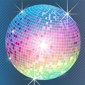 ColourfulDiscoBall